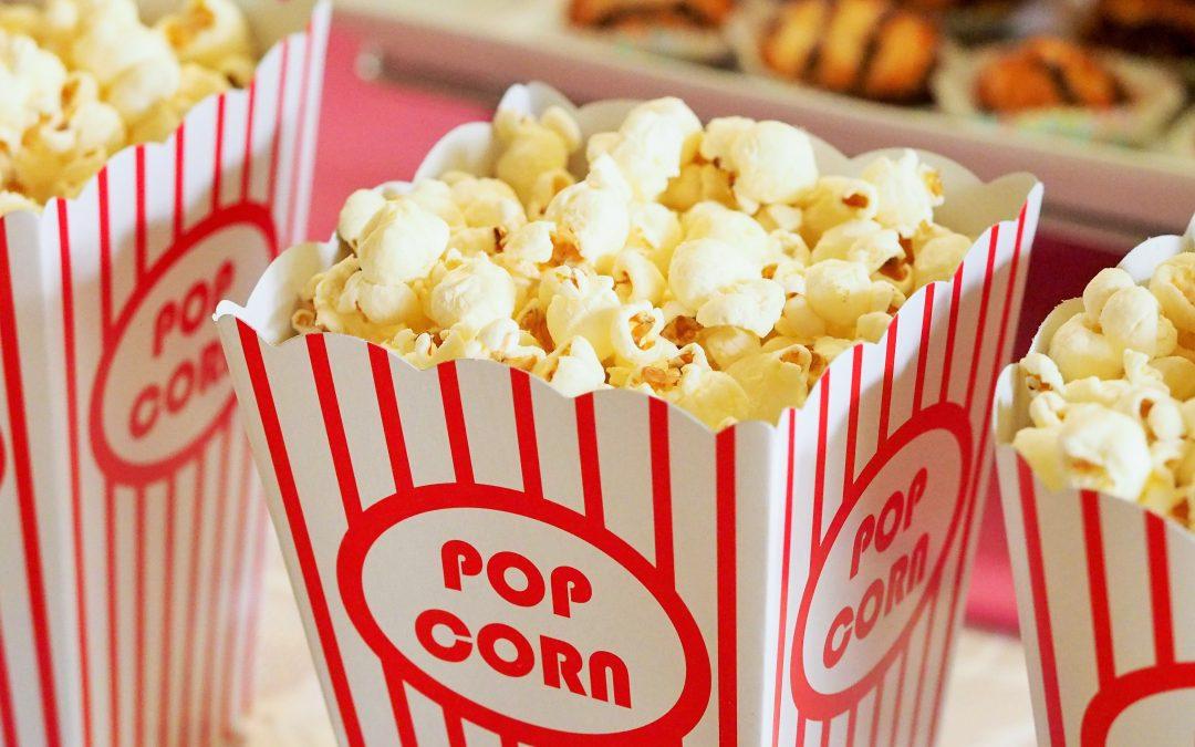 """Cine Infantil: """"Buscando a Dory"""""""