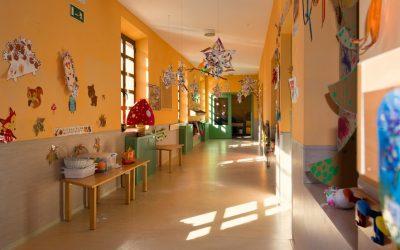 PLAZAS VACANTES ESCUELA INFANTIL MUNICIPAL CURSO 2018/2019
