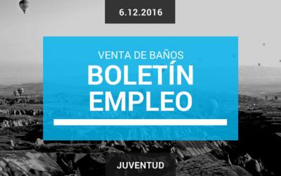 """Boletín """"Venta Empleo"""" 17 Mayo"""