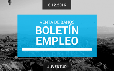 "Boletín ""Venta Empleo"" 16 Marzo"