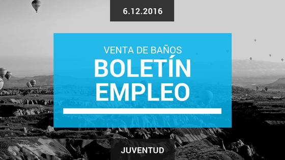 """Boletín """"Venta Empleo"""" 24 Mayo"""