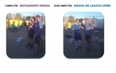 VII Torneo de Fútbol-7
