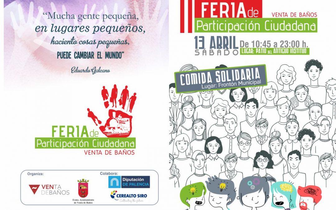 Feria de Participación Ciudadana