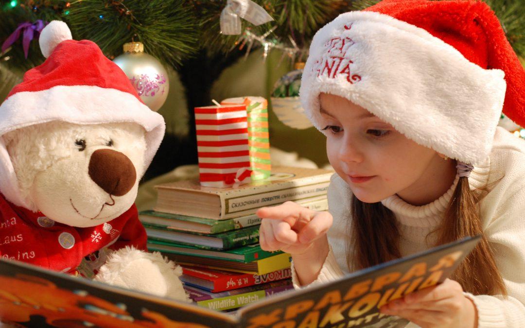 Avenfo. Foto de Navidad a los/as niños/as