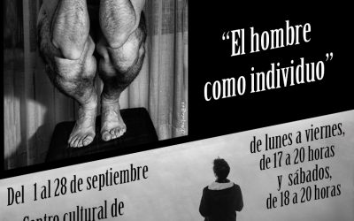 """EXPOSICIÓN AVENFO """"El hombre como individuo"""""""