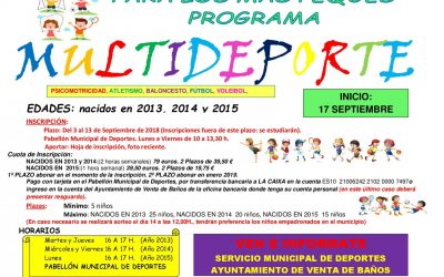 Programa Multideporte