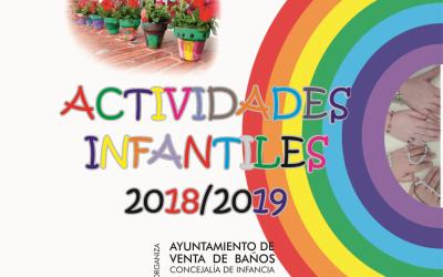 Actividades Infantiles 2018-2019