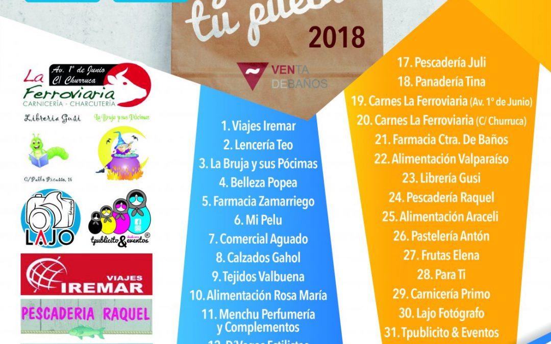 Gasta en Tu Pueblo 2018