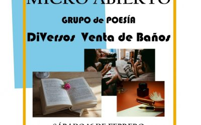 Recital de Poesía+Microabierto