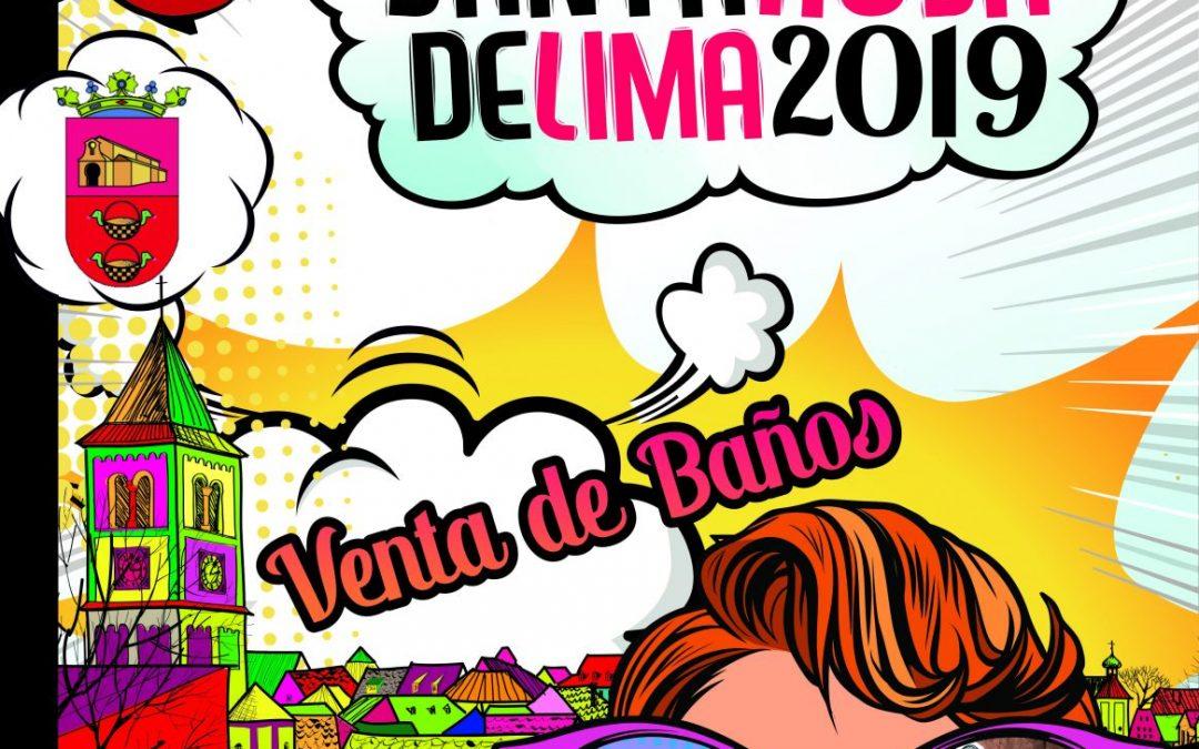 Fiestas Santa Rosa de Lima 2019