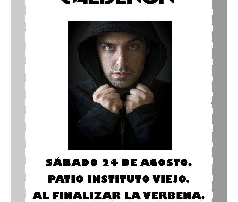 DJ Héctor Calderón