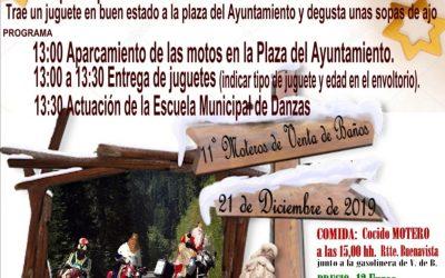 """Recogida de Juguetes Solidaria """"Ningún niño en navidad sin Juguetes"""" 21 diciembre 2019"""