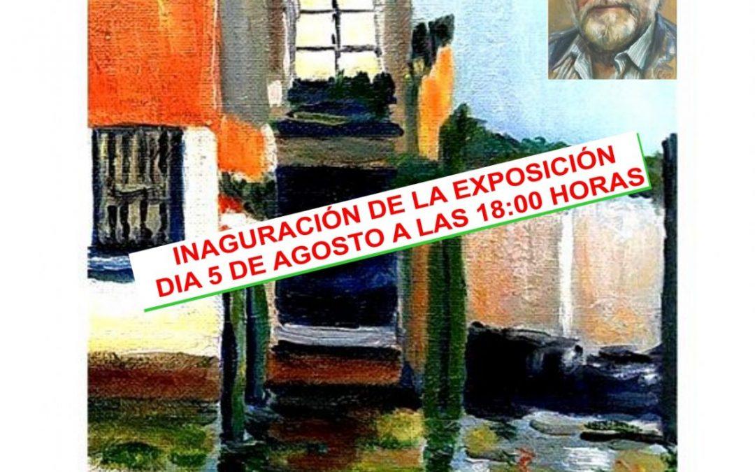 """Exposición: """"Expresiones"""" Julio del Val."""