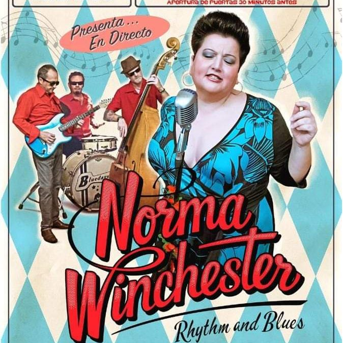 ACTUACIÓN DE NORMA WINCHESTER (Rhythm and blues)