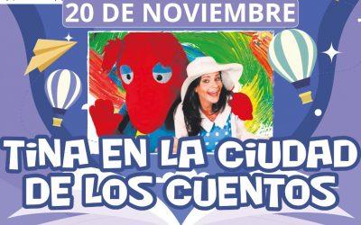 Cuentacuentos: Día Internacional de los Derechos de la Infancia.