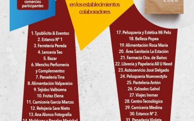 """Concurso """"Gasta en Tu Pueblo"""""""