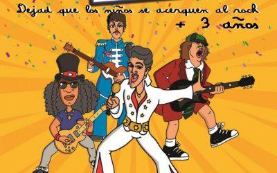 HAPPENING. EL ROCK SUENA EN FAMILIA