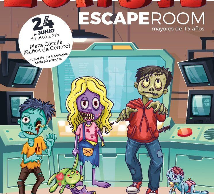 Escape Room: Laboratorio Zombie.